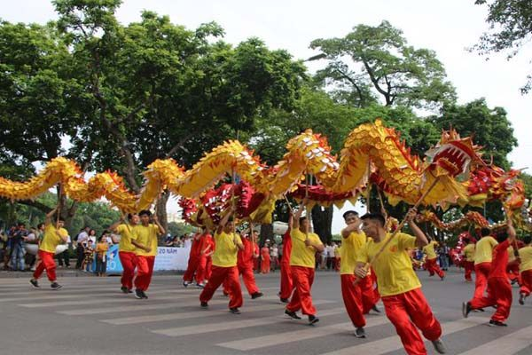 lễ hội văn hoá hoà bình