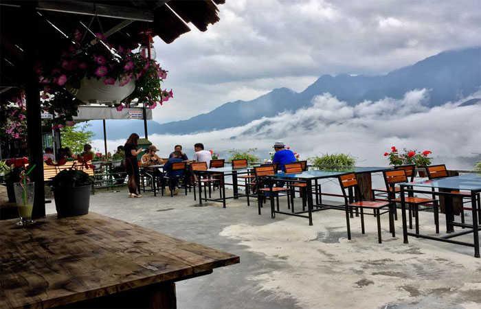 quán cafe fansipan