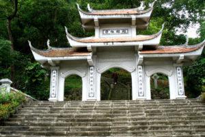 Khám Phá Đền Mẫu Âu Cơ Tại Hạ Hoà, Phú Thọ