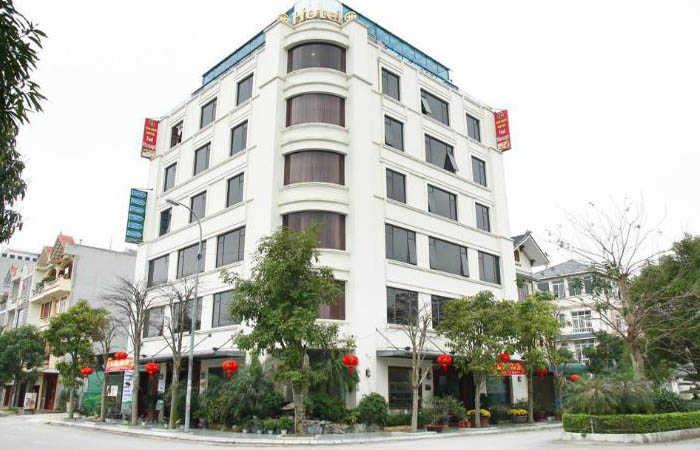 golden thái bình hotel