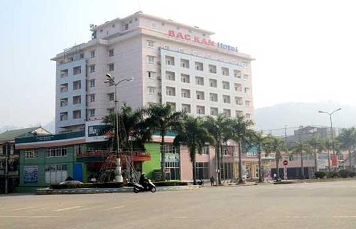 khách sạn bắc kạn