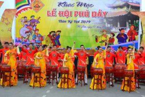 Tìm Hiểu Về Lễ Hội Phủ Giầy Truyền Thống Tại Nam Định
