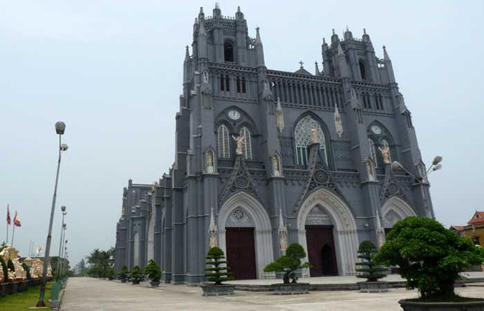 nhà thờ công giáo