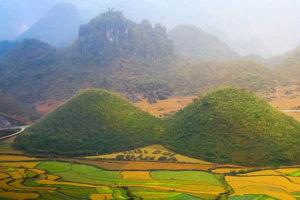 Vẻ Đẹp Mộng Mơ Của Núi Cô Tiên Bắc Hà