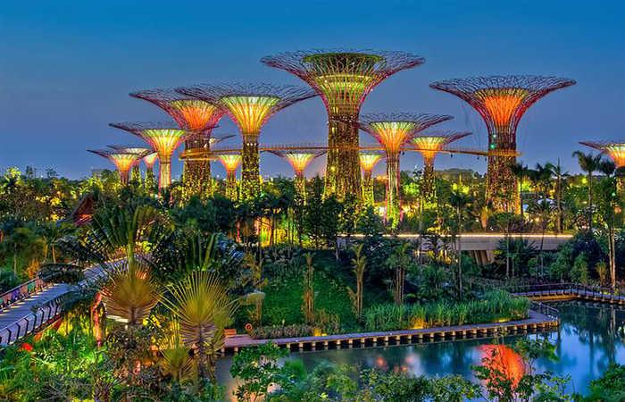 Tour Du Lịch Singapore – Thiên Đường Mua Sắm Thành Phố Sư Tử Biển