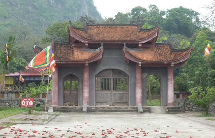 chùa thiên tôn