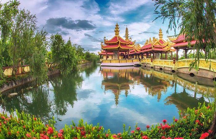 chùa vạn phước