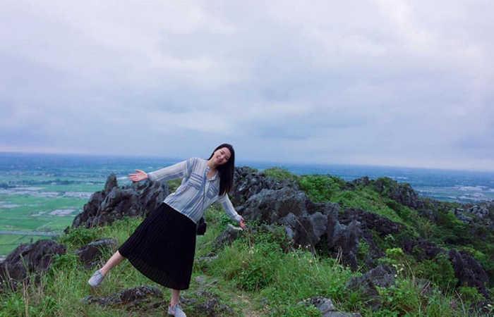 đỉnh núi voi