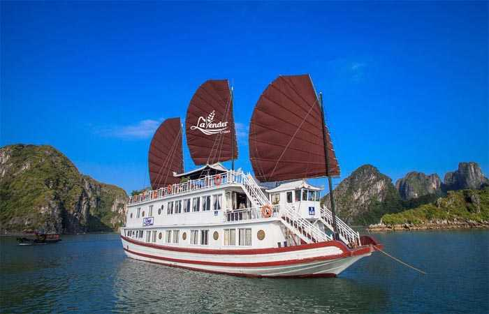 hạ long lanvender cruise