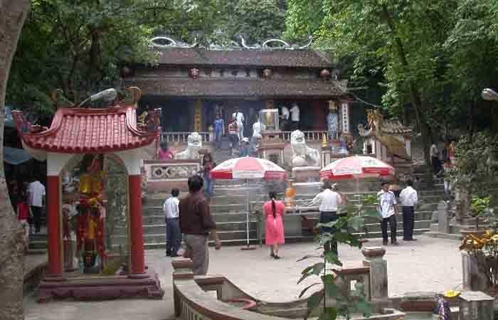 hội chùa long tiên