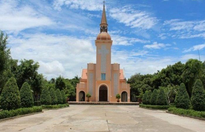 nhà thờ la mã