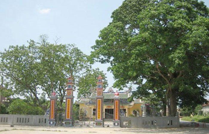 chùa cổ long an
