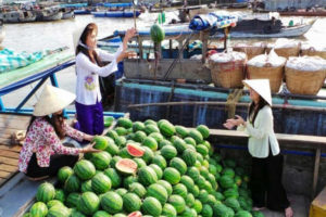 Chợ Nổi Trà Ôn – Khám Phá Vẻ Đẹp Miền Tây Sông Nước
