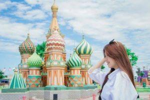 Khám Phá Những Kỳ Quan Thế Giới Tại Đô Thị Cát Tường Phú Sinh