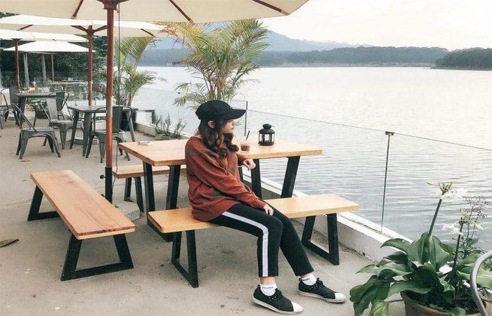 Homestay Đà Lạt – The Seen House – Ngắm Hồ Tuyền Lâm Tuyệt Đẹp.