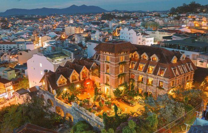 Đặt Phòng Saphir Dalat Hotel Chất Lượng Uy Tín
