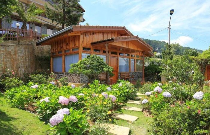 Đặt Phòng Zen Valley Resort Tuyệt Đẹp Tại Đà Lạt